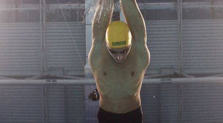 Cameron McEvoy , swimming, Indian Express