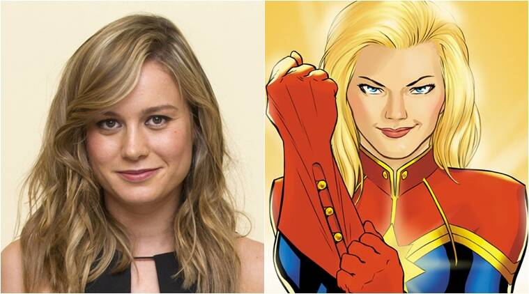 captain marvel, captain marvel comic con, captain marvel announcement