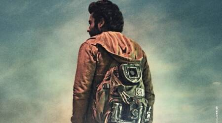 Jackky Bhagnani shares the first look of short film Carbon, see photo
