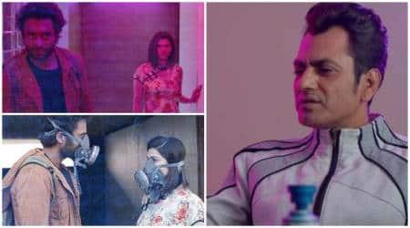 Carbon trailer: Nawazuddin Siddiqui, Prachi Desai and Jackky Bhagnani starrer is 'a story of tomorrow'. Watchvideo