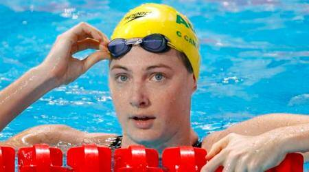 Cate Campbell, Sports, Indian Express