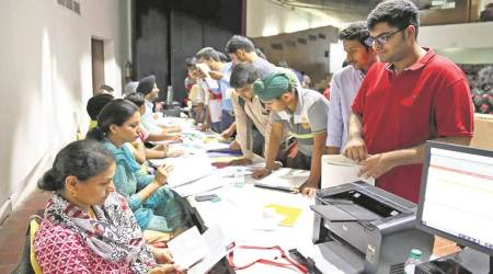 BTech admission in Chandigarh colleges: More than 600 turn up on Day II