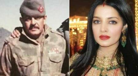 Celina Jaitley pens emotional tribute for her father, writes 'nothing truly prepares you for the loss of yourparent'