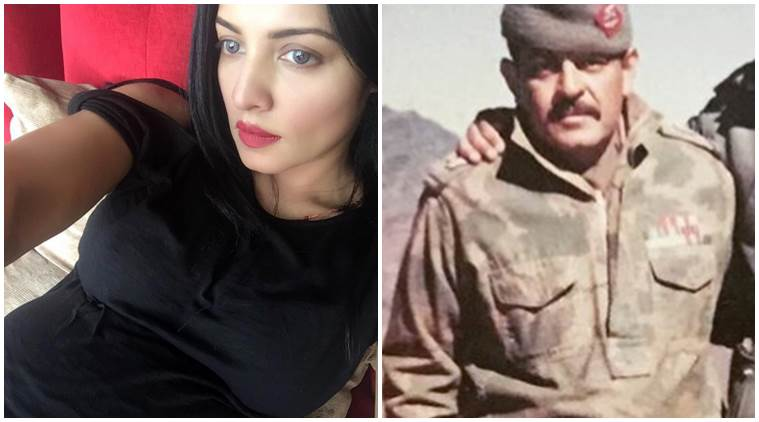 Celina Jaitly, Celina Jaitly new selfie, Celina Jaitly father, Celina Jaitly father death, Celina Jaitly twins, Celina Jaitly baby bump, Celina Jaitly latest news