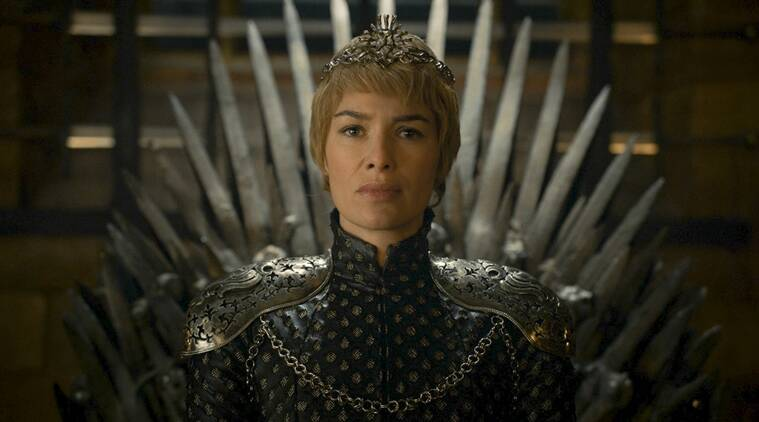 game of thrones, game of thrones premiere, game of thrones cersei