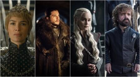 cersei, jon snow, daenerys, tyrion, game of thrones