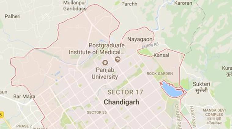 Chandigarh Men Arrested, Chandigarh Arrest, Chandigarh Minor Domestic Help, Chandigarh News, Indian Express, Indian Express News