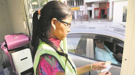 City motorists don't just park badly, they also pass lewd comments at parking staff