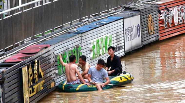 Floods in Southern China Kill 30 People, Leave 15 Missing