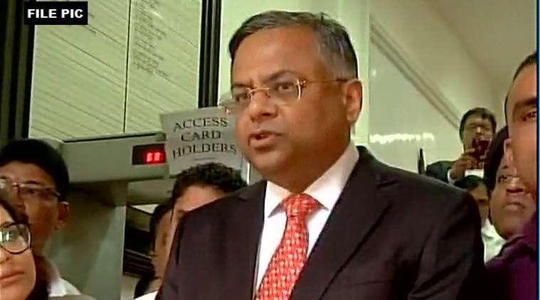 N Chandrasekaran, tata global, tata global chairman, tata chairman, new tata chairman, india news