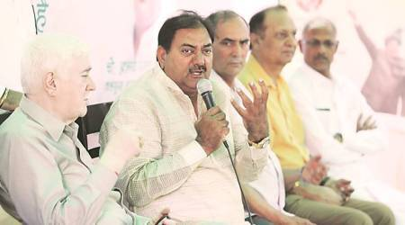 Abhay Singh Chautala to watch INLD show from achopper