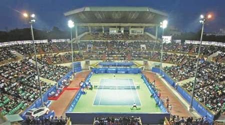Chennai Open, Chennai Open in Pune, SDAT tennis stadium, ATP 250, India ATP 250, Maharashtra government, indian sports, indian express