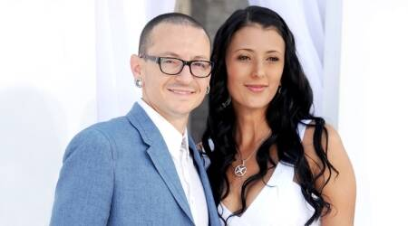 Linkin Park lead vocalist Chester Bennington's wife Talinda Bennington pays heartfelt tribute to him