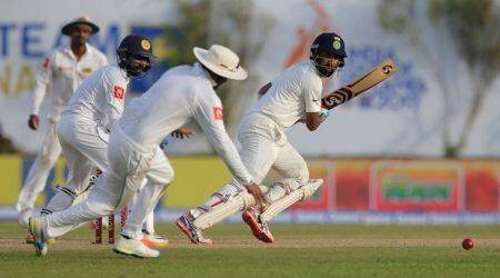 Cheteshwar Pujara, India vs Sri Lanka, Ind vs SL 1st Test, Ind vs SL, Indian cricket team, Cricket News, Cricket, Indian Express