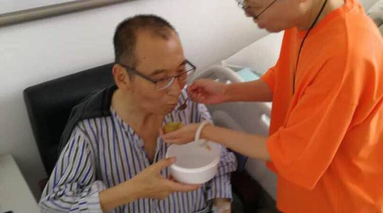 Liu Xiaobo , Liu Xiaobo health, chinese noble laureate prisoner, Chinese nobel laureate health,