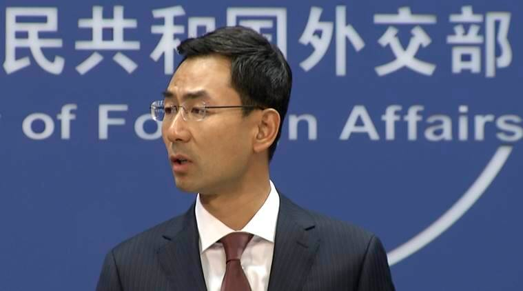 China calls for an agreement between North Korea and United States