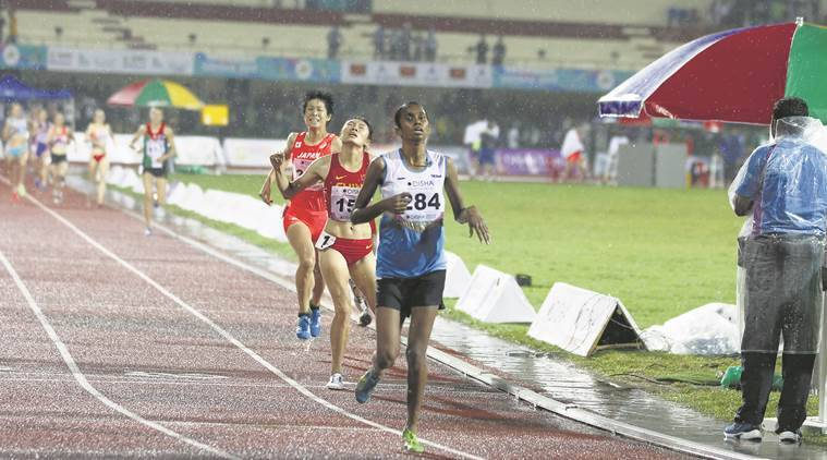 Chitra failed to meet the qualifying mark, clarifies Usha
