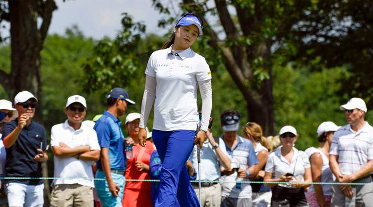 Choi Hye-jin, US Open womens golf, US Open golf, Choi US Open, Sports News, Golf News, Indian Express