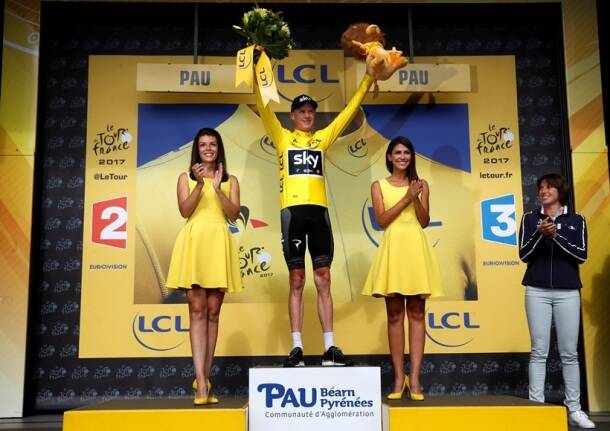 Tour de France 2017, Chris Froome, Geraint Thomas, Marcel Kittel, Team Sky, Richie Porte, Fabio Aru, sports gallery, indian express