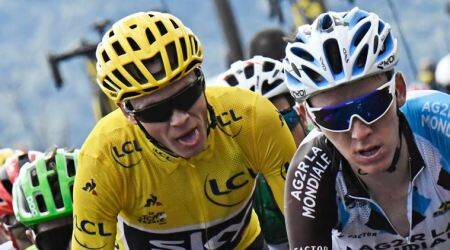 Chris Froome survives French coup attempt to retain Tour de France lead