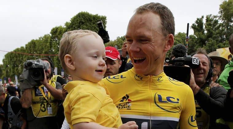 Chris Froome, Tour de France, Indian Express