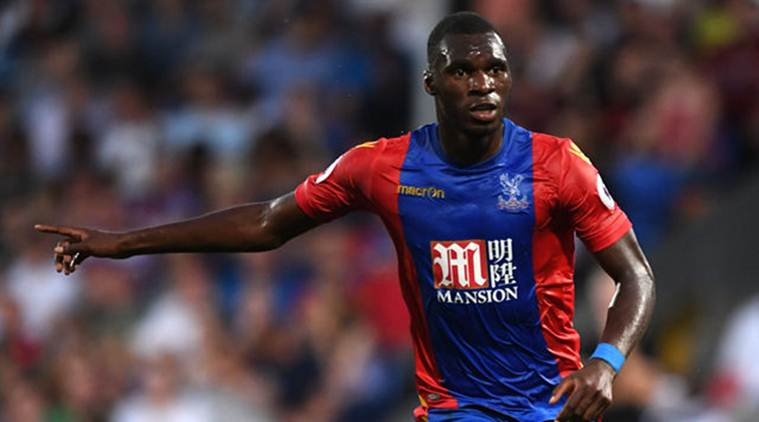 Crystal Palace, Christian Benteke, Manchester City, Premier League