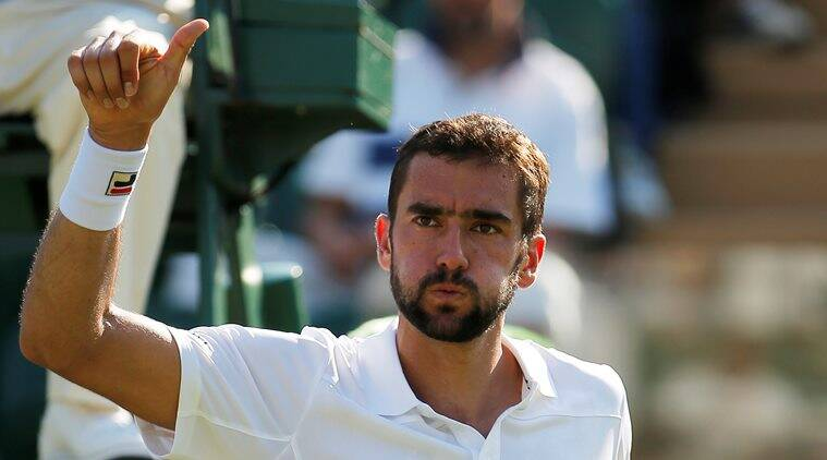 wimbledon 2017, wimbledon results, marin cilic, indian express