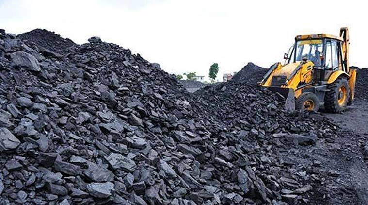 coal mine, coal mine auction, coal mining sector, coal india, coal india ltd, chhattisagrh coal, odisha coal mining, illegal cola mining, indian express, india news, business news