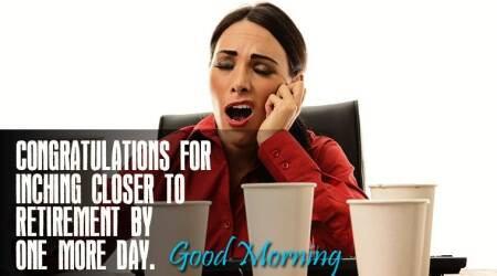 10 most annoying GOOD MORNING messages (now go forth and be irritating)