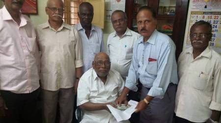 Veteran CPI leader D Gnaniah passes away at 97