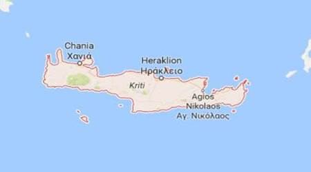 Earthquake of 5.3 magnitude rattles Greek island of Crete