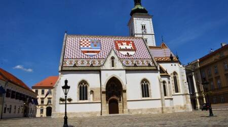 Love is in the air: Croatia's capital city is a tribute tolove