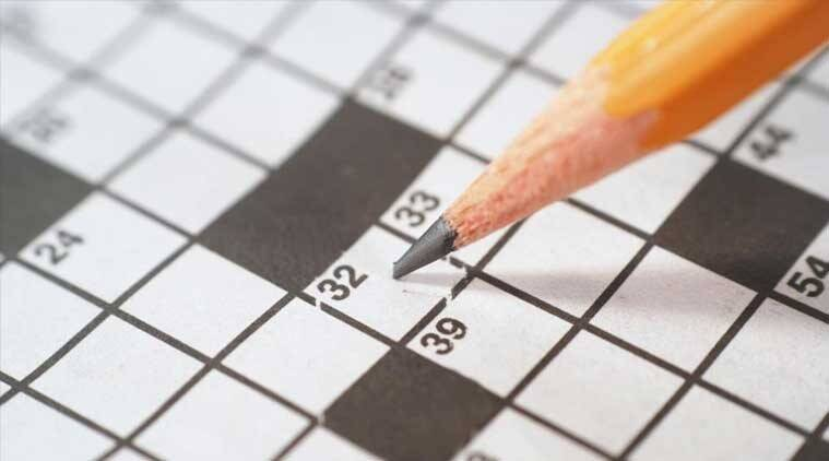 crosswords for the mind, benefits of crosswords, mind-sharpening techniques using crosswords, crossword techniques for the brain, indian express, indian express news