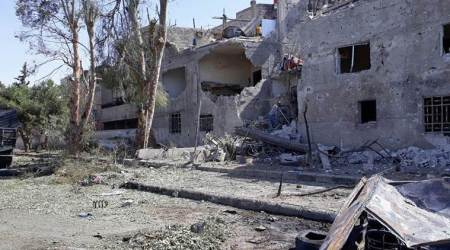 Air strikes kill 22 in northwest Syria in 48 hours:monitor