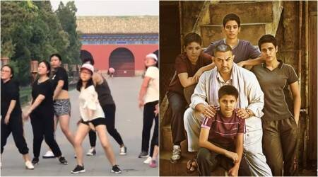 WATCH: Aamir Khan's Dangal gets a heartwarming musical tribute from China; Indians are loving it