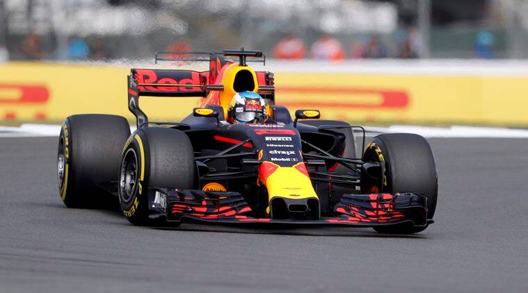 Daniel Ricciardo, Hungarian Grand Prix, Formula One, Red Bull