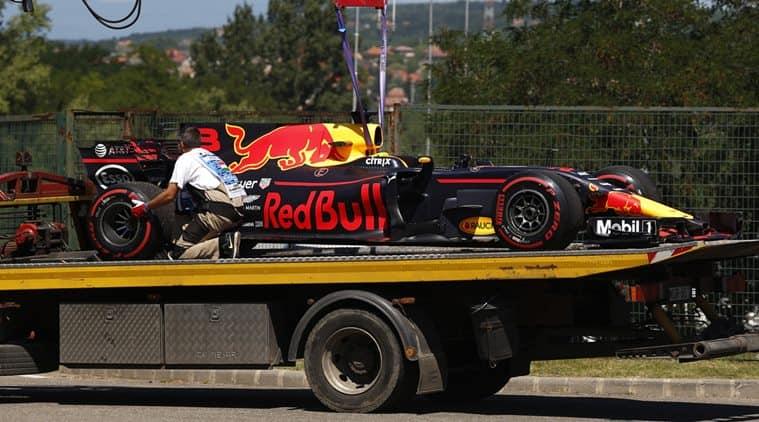 Daniel Ricciardo, Red Bull, Max Verstappen