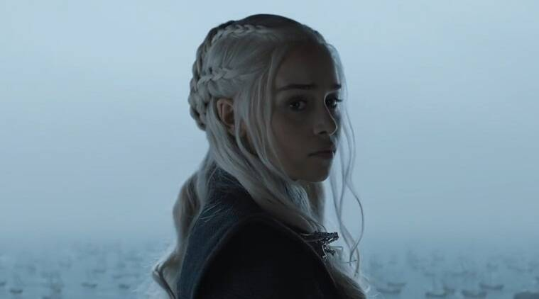 daenerys targaryen, game of thrones season 7 episode 2, game of thrones season 7, got trailer