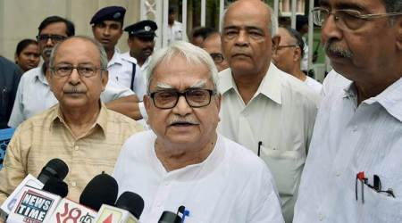 CM's statement on alliance with CPM a show off: Biman Bose