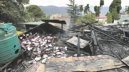 Darjeeling unrest: Offices, station set on fire