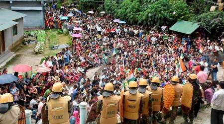 Gorkhaland Movement Coordination Committee, Gorkhaland agitation, Strikes in West Bengal, Gorkhaland agitation news, West Bengal news, India news, National news, Latest news