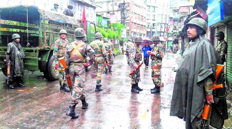 Darjeeling unrest: GJM supporter Tashi Bhutia allegedly shot dead by police