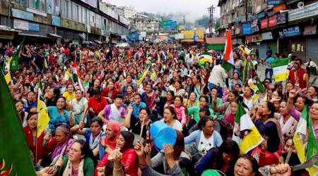 Darjeeling unrest: On 31st day of shutdown, situation tense but violence-free