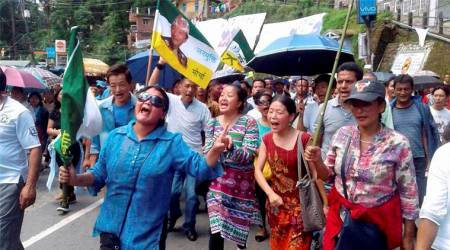 GJM demands Centre's intervention to start dialogue