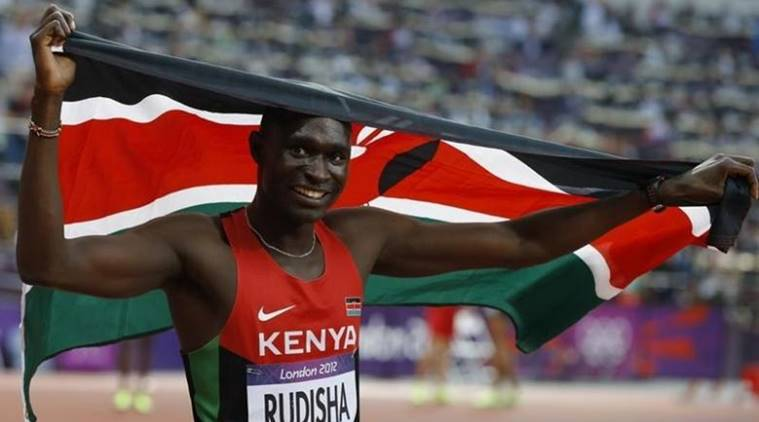 david rudisha, world championships, david rudisha kenya, david rudisha athletics, wilson kipketer,Emmanuel Korir, athletics news, sports news, indian express