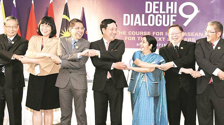 Delhi Dialogue meet, Delhi Dialogue asean, india news