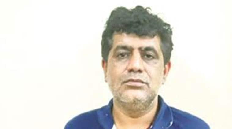 Delhi, Delhi gangster Rajesh, Raje, Delhi gangster Rajesh caught, Delhi news, Indian Express