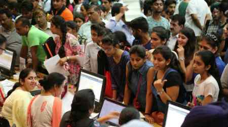 DU admissions 2017: Varsity to release 8th and 9th cut off for reserved category