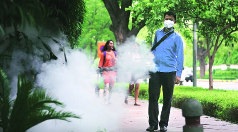 delhi dengue, delhi moaquito menace, delhi cleanliness, mosquito-borne infections, Sir Gangaram Hospital, malaria, indian express news