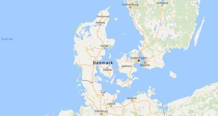 Passage To Malmö The Indian Express - Map sweden denmark bridge